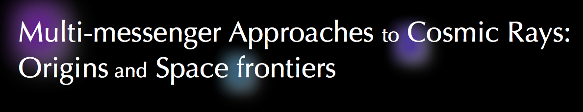 Multi-messenger Approaches to Cosmic Rays: Origins and Space Frontiers